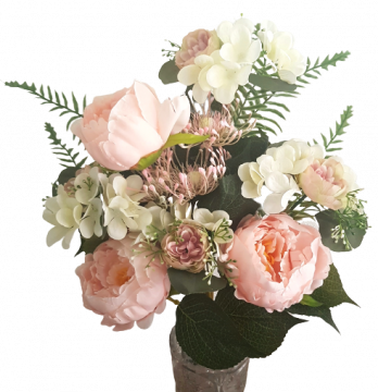 Artificial Flowers fulfills the decorative purpose for every occasion - Material - silk