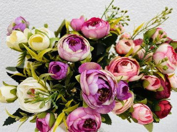 Welcome to our online store with artificial flowers and decorations!
