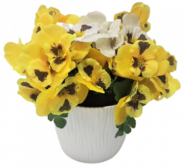 Artificial Pansies - High Quality Artificial Flowers for every occasion