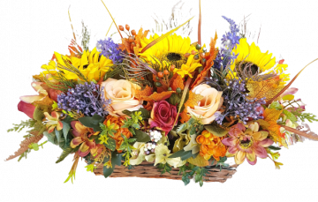 In this category you will find luxury artificial flowers, decorations and candles made of the highest quality materials. - Material - Glass