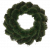 Artificial wreaths for decorating