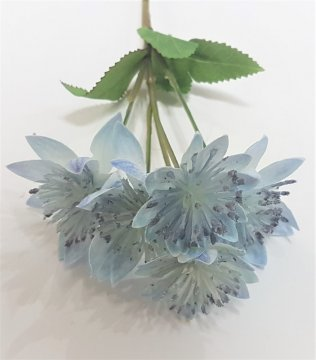 Artificial Astrantia is a beautiful flower that adorns every vase